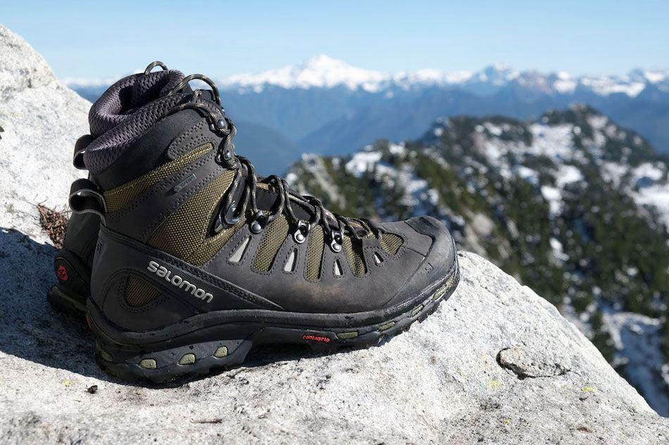 chaussures de randonnee discovery gtx mid salomon,chaussures