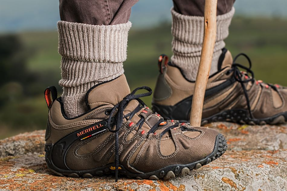 chaussures randonnée merrell avis