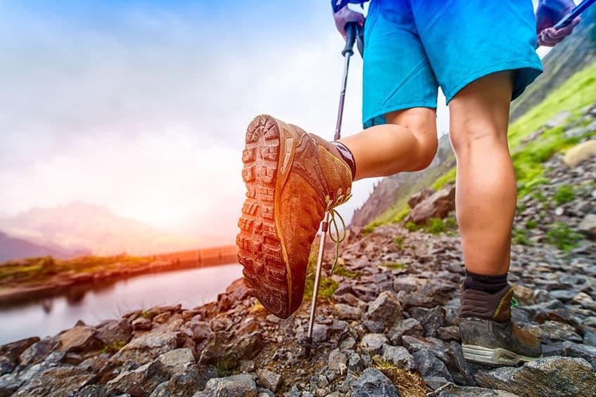 Guide meilleures chaussures de randonnée