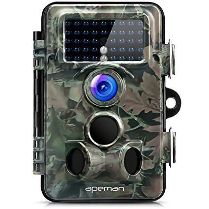 test camera de chasse apeman