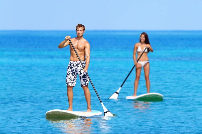 meilleur stand up paddle gonblable