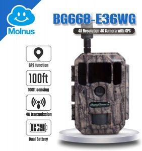 camera de chasse gsm Bolyguard BG668-E36WG