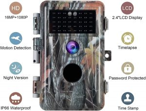 camera de chasse infrarouge BLAZEVIDEO HDX2