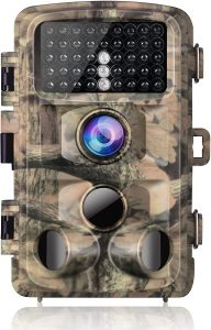 camera de chasse infrarouge CAMPARK T45