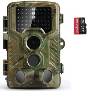 camera de chasse infrarouge COOLIFE H881