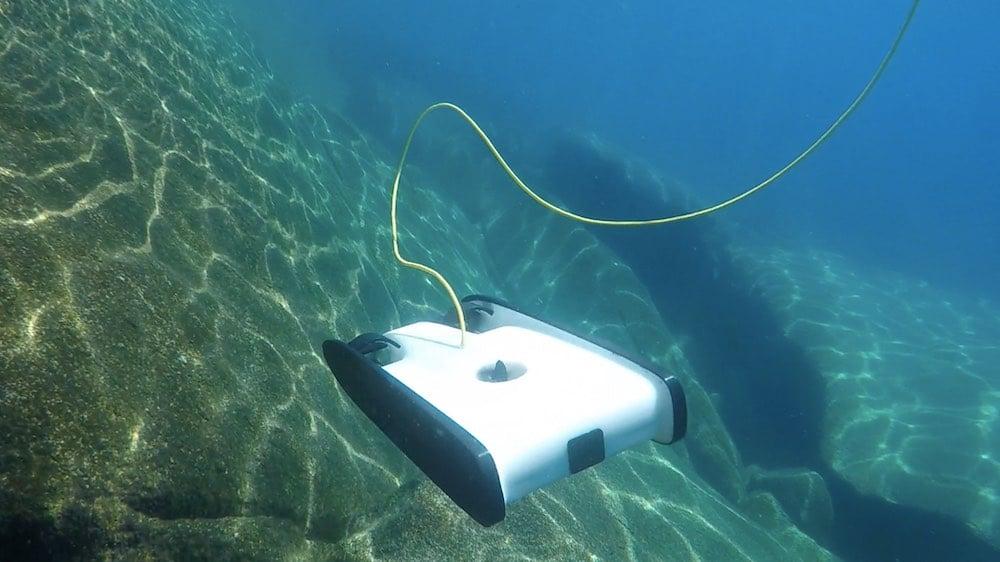 comparatif drone sous marin