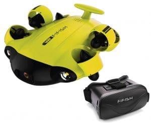 drone sous marin Fifish V6 QYSEA