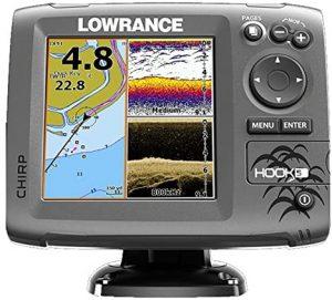 gps marine Lowrance Hook 5