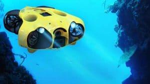 meilleur drone sous marin