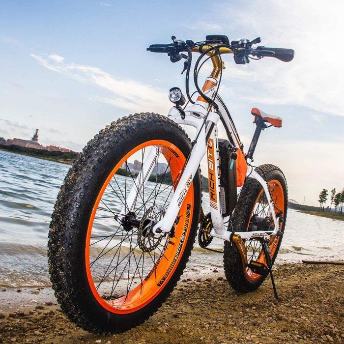 fatbike electrique Rich BIT RT022 Smart e-Bike prix promo